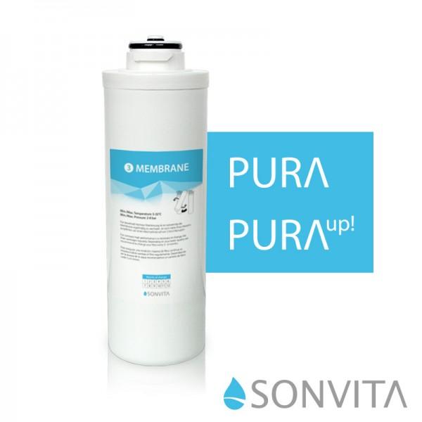 Membrane für Sonvita PURA Auf- oder Untertisch Osmoseanlage