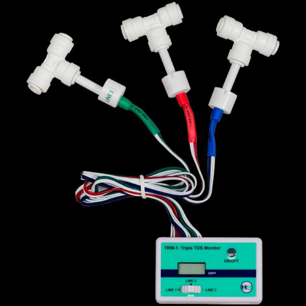 HM Digital TRM-1:Triple Inline TDS Monitor