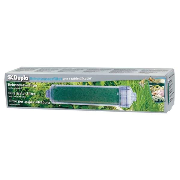 Dupla Reinstwasser Filtergehäuse mit 500 ml Duresin RI Anschlussfertig gefüllt