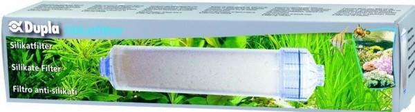 Dupla Silikatfilter Filtergehäuse mit 500 ml Duresin SI Anschlussfertig gefüllt
