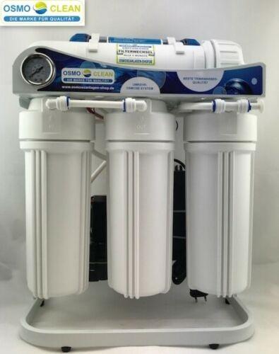 Osmoseanlage 300 GPD ULP 5-stufig Directflow Exklusive - neues Modell + Vormontage